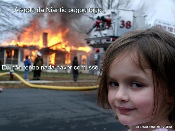 Fogo na Niantic