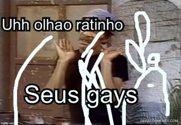 Aos gayyyyyyy