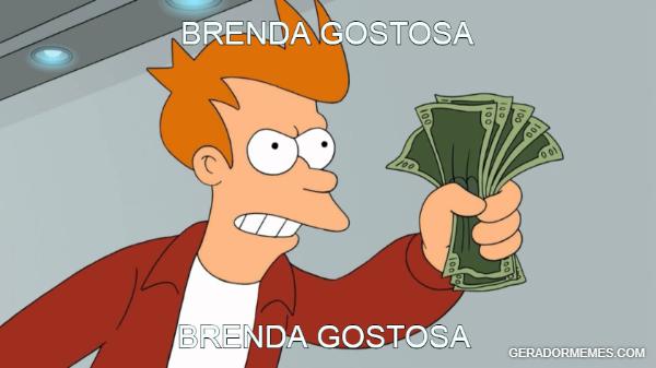 BRENDA GOSTOSA