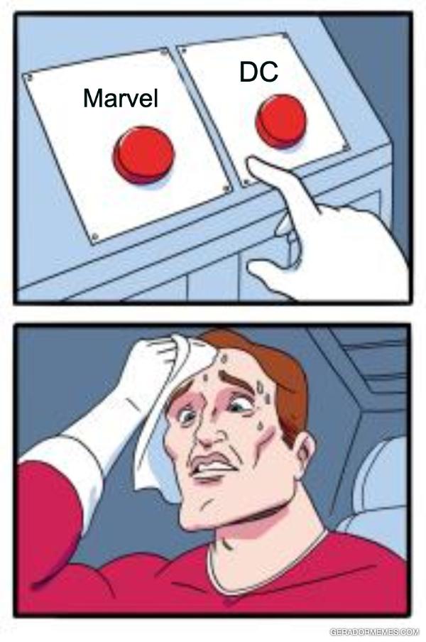 Escolhe logo otário