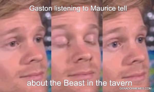 Maurice era o único que possuía encéfalo