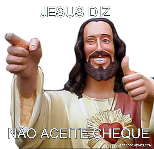 JESUS DIZ