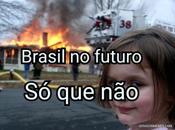 Bolsonaro previu o futuro do Brasil
