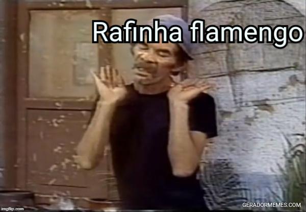 Rafinha acerta volta ao Flamengo!