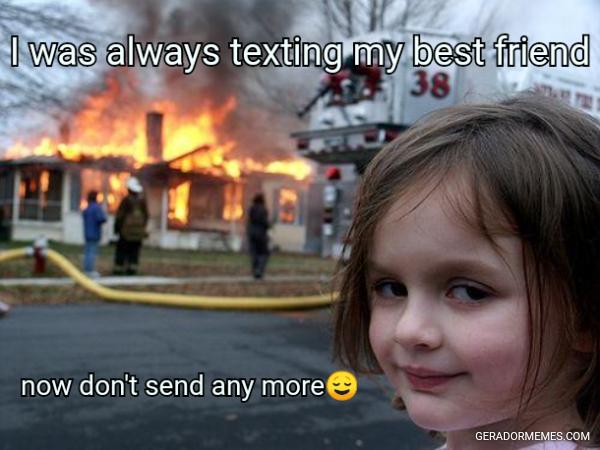 meme da menina