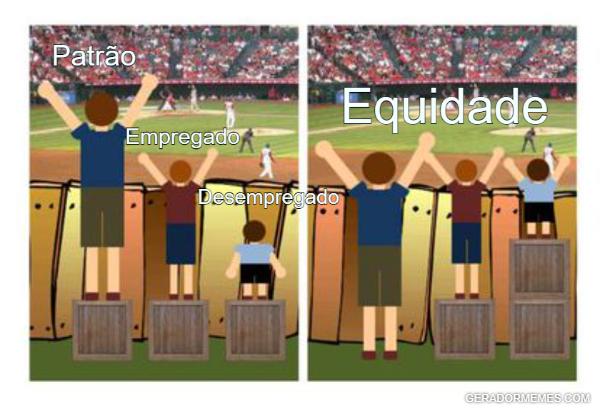 Igualdade e Equidade
