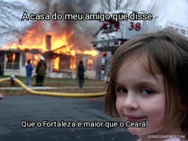 Ceará é maior que o Fortaleza