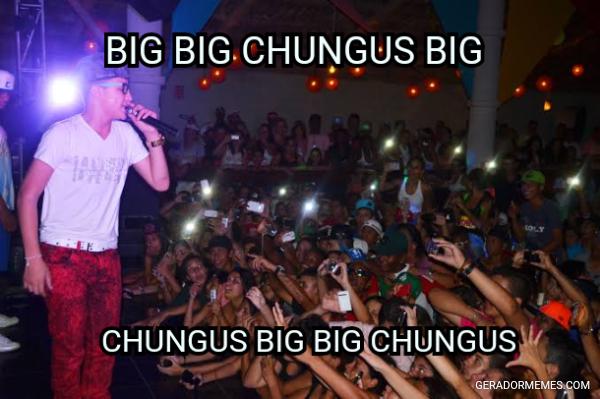 Mc gui sings big chungus live?
